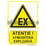ATENTIE ! Atmosfera Exploziva