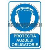 Protectia auzului OBLIGATORIE