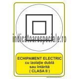 ECHIPAMENT ELECTRIC - Clasa II