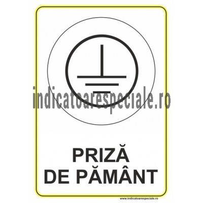 PRIZA DE PAMANT