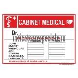PROGRAM CABINET MEDICAL