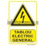 TABLOU ELECTRIC GENERAL
