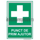 PUNCT DE PRIM AJUTOR