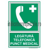 LEGATURA TELEFONICA PUNCT MEDICAL