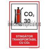 STINGATOR TRANSPORTABIL CU CO2