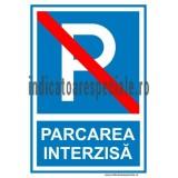 PARCAREA INTERZISA