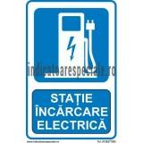 Statie incarcare electrica