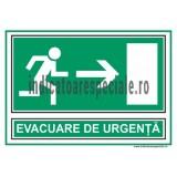 EVACUARE DE URGENTA